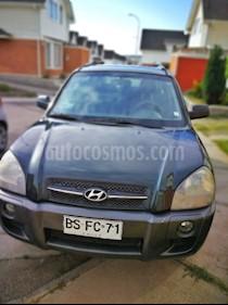Foto venta Auto Usado Hyundai Tucson  2.0 GL 4x2 (2008) color Verde Oliva precio $4.800.000