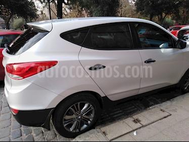 Foto Hyundai Tucson  2.0 GL 4x2 usado (2015) color Plata precio $9.150.000