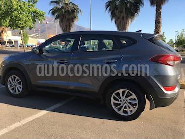 Hyundai Tucson  2.0 GL Active usado (2016) color Gris precio $12.500.000