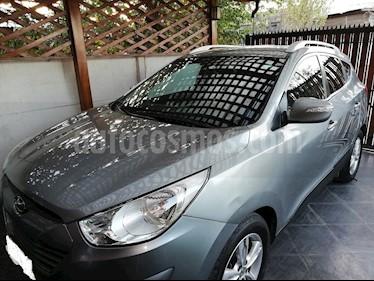 Hyundai Tucson  2.0 GL CRDi 4x2  usado (2014) color Gris Titanio precio $11.500.000