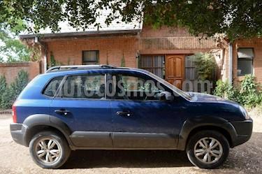 Foto venta Auto usado Hyundai Tucson  2.0 GLB 4x2 (2009) color Azul precio $5.200.000