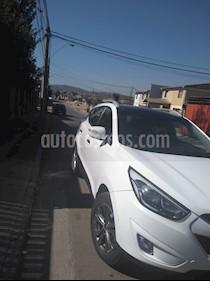 Hyundai Tucson  2.0 GLS 4x4 Aut Full usado (2015) color Blanco precio $10.890.000