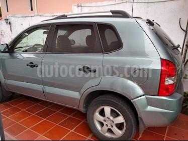 Foto Hyundai Tucson 4x2 usado (2007) color Azul Oceano precio u$s14.000