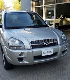 Foto Hyundai Tucson 4x4 2.0 Aut Full Premium Diesel usado (2009) color Gris precio $437.000