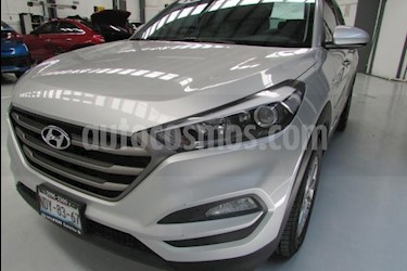 Foto venta Auto usado Hyundai Tucson 5p GLS Premium L4/2.0 Aut (2018) color Plata precio $344,900