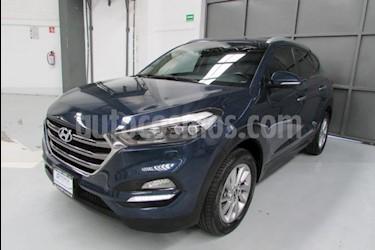Foto venta Auto usado Hyundai Tucson 5p Limited L4/2.0 Aut (2017) color Azul precio $348,000