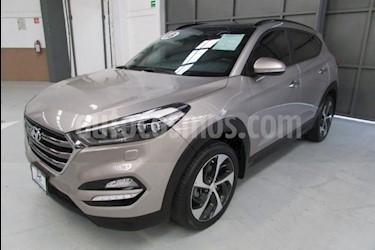 Foto venta Auto usado Hyundai Tucson 5p Limited L4/2.0 Aut (2017) color Beige precio $350,000