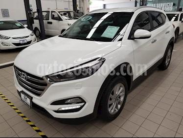 Foto venta Auto usado Hyundai Tucson 5p Limited L4/2.0 Aut (2016) color Blanco precio $270,000