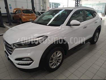 Foto venta Auto usado Hyundai Tucson 5p Limited L4/2.0 Aut (2017) color Blanco precio $330,000