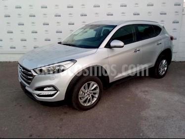 Foto venta Auto usado Hyundai Tucson 5p Limited L4/2.0 Aut (2017) color Plata precio $299,000
