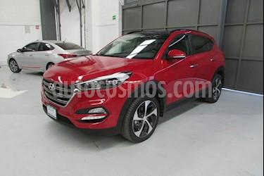Foto venta Auto usado Hyundai Tucson 5p Limited Tech Navi L4/2.0 Aut (2018) color Rojo precio $439,900