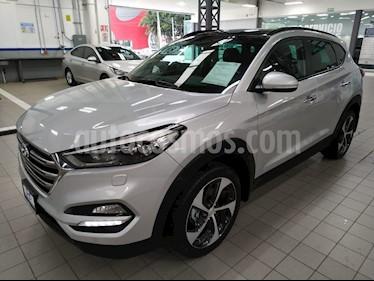 Foto venta Auto usado Hyundai Tucson 5p Limited Tech Navi L4/2.0 Aut (2018) color Plata precio $425,000