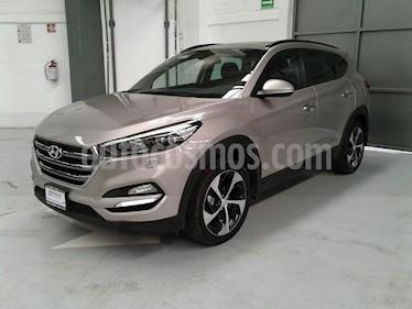 Foto venta Auto usado Hyundai Tucson 5p Limited Tech Navi L4/2.0 Aut (2018) color Arena precio $445,000