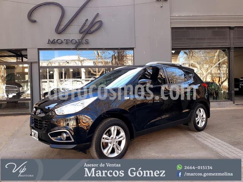 Hyundai Tucson GLS 4x4 2.0 Full Aut usado (2013) color Negro precio $1.550.000