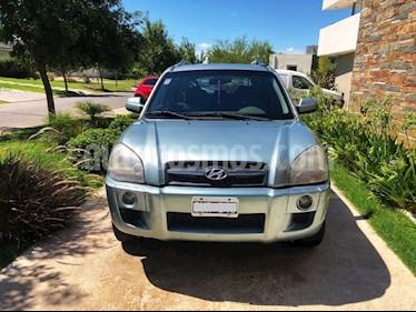 Hyundai Tucson GLS 4x4 2.7 CVVT V6  usado (2008) color Plata Verdoso precio $525.000