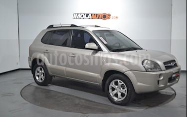 Hyundai Tucson GLS 4x4 2.0 CRDi Aut usado (2009) color Gris precio $450.000