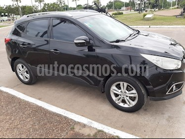 Hyundai Tucson GLS 4x4 2.0 Full usado (2011) color Negro Phantom precio $690.000