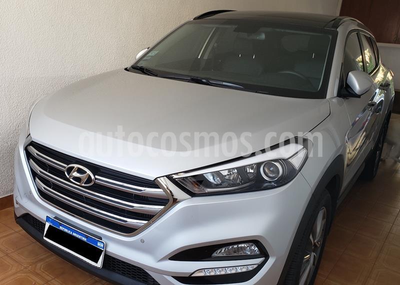 Hyundai Tucson 4x4 2.0 Full Premium Diesel Aut  usado (2018) color Gris precio u$s40.000