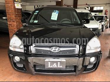 Hyundai Tucson GLS 4x4 2.0 CRDi Aut usado (2010) color Negro precio $650.000