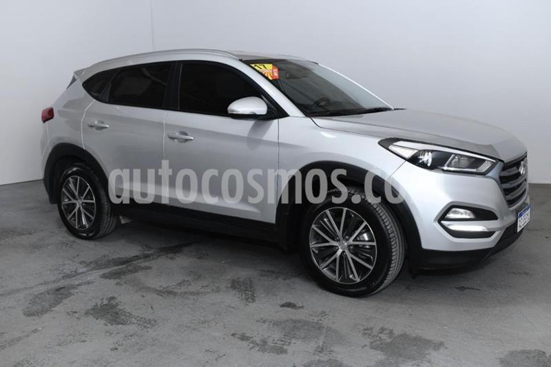 Hyundai Tucson GLS 4x4 2.0 Full TDi Aut usado (2017) color Gris Claro precio $2.400.000