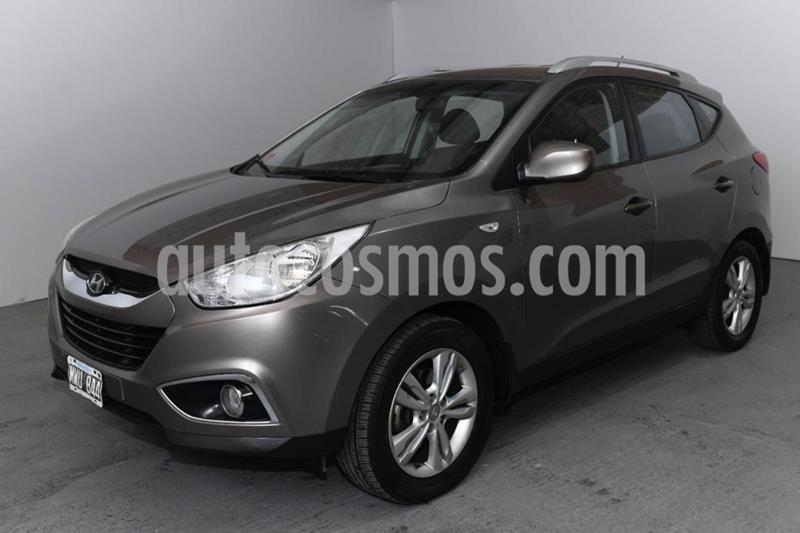 Hyundai Tucson GLS 4x4 2.0 Full TDi Aut usado (2013) color Gris Oscuro precio $1.320.000
