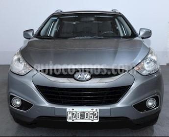 Hyundai Tucson GLS 4x4 2.0 Full TDi Aut usado (2013) color Gris Oscuro precio $850.000