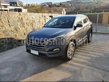 Hyundai Tucson  2.0 CRDi Advance  usado (2016) color Gris precio $11.300.000