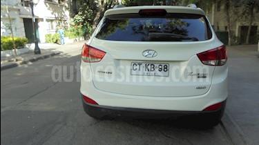 Hyundai Tucson  2.0 GL CRDi 4x4 Aut usado (2011) color Blanco precio $7.500.000