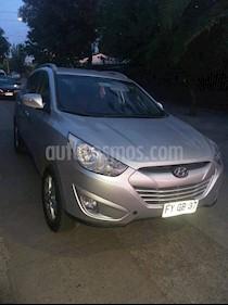 Hyundai Tucson  2.0 GL 4x2 usado (2013) color Gris Plata  precio $7.500.000
