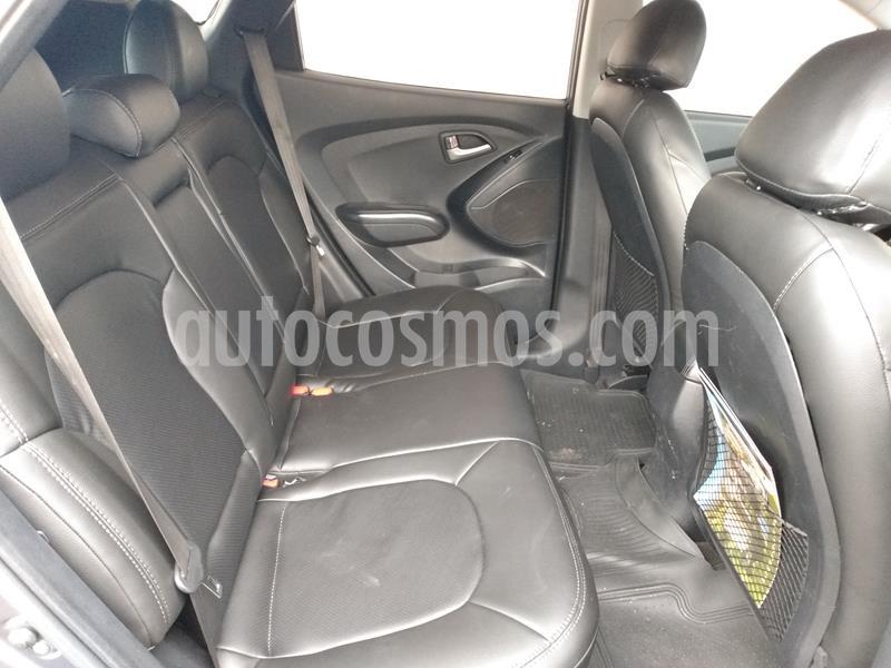 Hyundai Tucson 2.0 4x2 usado (2010) color Gris Metalico precio $37.000.000