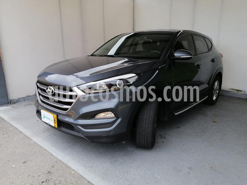 Hyundai Tucson GL 4x2 2.0  usado (2018) color Gris precio $77.990.000