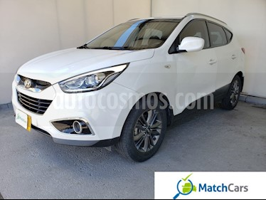 Hyundai Tucson ix35 4x2 usado (2016) color Blanco precio $49.990.000