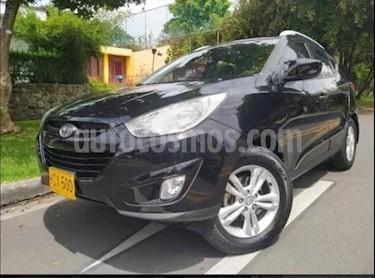 Hyundai Tucson ix35 4x2 usado (2014) color Negro precio $45.900.000