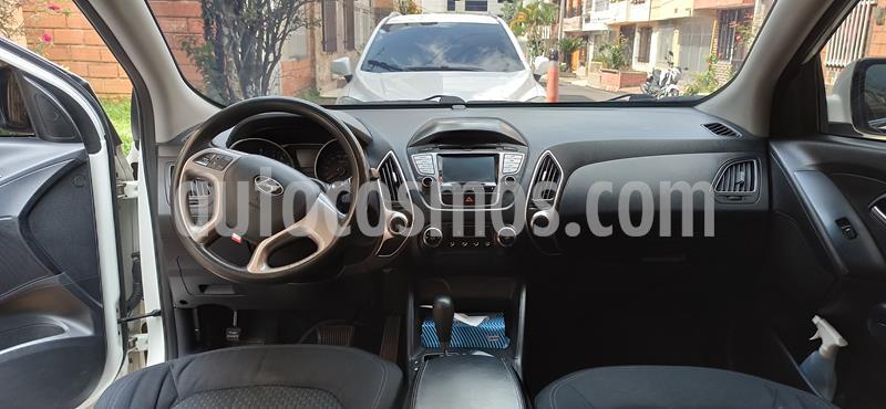 Hyundai Tucson ix35 4x4 usado (2013) color Blanco precio $51.000.000