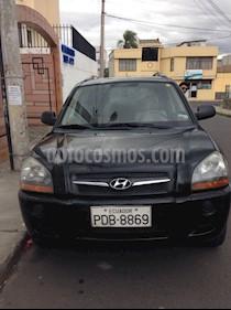 Hyundai Tucson 2.0L Full TM usado (2009) color Negro precio u$s9.300