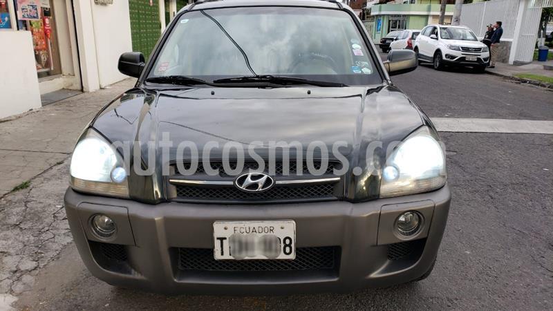 Hyundai Tucson 2.0L Full AT usado (2006) color Verde precio u$s10.500