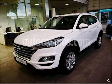 Hyundai Tucson Full Equipo usado (2018) color Blanco precio BoF65.000.000