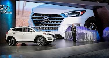 foto Hyundai Tucson Full Equipo usado (2019) color Blanco precio BoF60.000.000