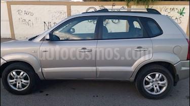 Hyundai Tucson GLS 4x4 2.0 CRDi Aut usado (2008) color Gris precio $340.000