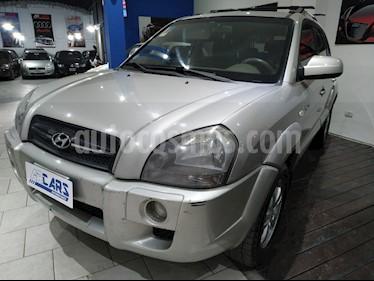 Foto Hyundai Tucson GLS 4x4 2.0 CRDi Aut usado (2008) color Plata precio $410.000