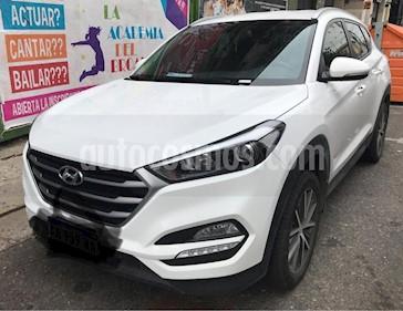 Foto venta Auto usado Hyundai Tucson GLS 4x4 2.0 Full TDi (2017) color Blanco precio $1.000.000