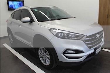 Foto venta Auto usado Hyundai Tucson GLS Premium (2018) color Plata precio $325,000