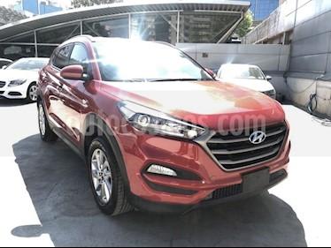 Foto venta Auto usado Hyundai Tucson GLS Premium (2017) color Rojo precio $280,000