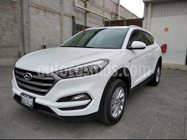 Foto venta Auto usado Hyundai Tucson GLS Premium (2018) color Blanco precio $360,000
