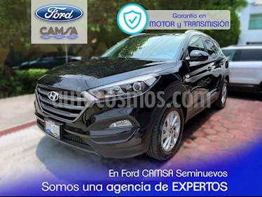 Foto venta Auto usado Hyundai Tucson GLS Premium (2018) color Negro precio $328,900