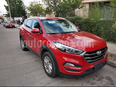 Foto venta Auto usado Hyundai Tucson GLS Premium (2017) color Rojo precio $310,000