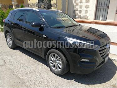 Hyundai Tucson GLS Premium usado (2018) color Negro precio $345,000
