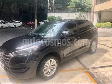 Hyundai Tucson GLS Premium usado (2018) color Negro precio $355,500