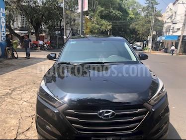 Hyundai Tucson GLS Premium usado (2018) color Negro precio $337,500