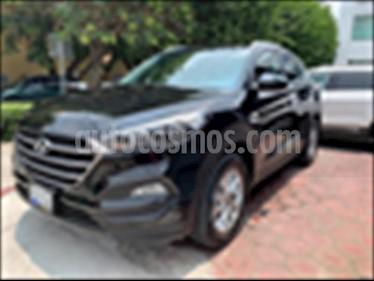 Hyundai Tucson GLS Premium usado (2018) color Negro precio $299,900